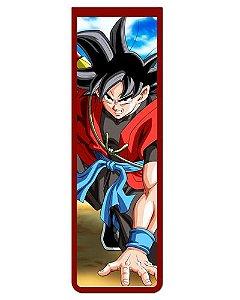 Marcador De Página Magnético Goku - Dragon Ball - MAN169