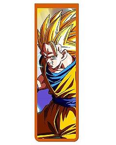 Marcador De Página Magnético Goku - Dragon Ball - MAN171