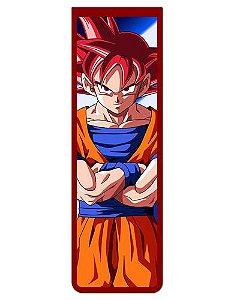 Marcador De Página Magnético Goku - Dragon Ball - MAN184