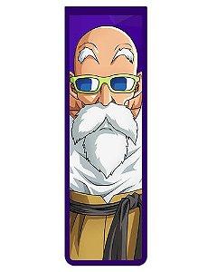 Marcador De Página Magnético Mestre Kame - Dragon Ball - MAN204
