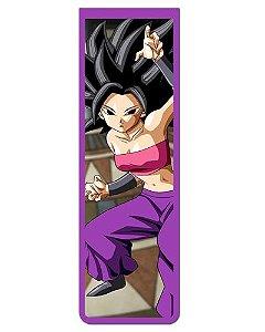 Marcador De Página Magnético Caulifla - Dragon Ball - MAN220