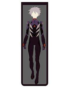 Marcador De Página Magnético Kaworu - Evangelion - MAN251