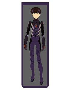 Marcador De Página Magnético Shinji - Evangelion - MAN252