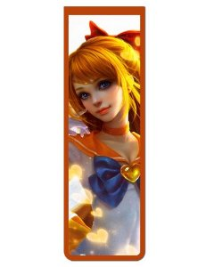 Marcador De Página Magnético Sailor Venus - Sailor Moon - MAN429
