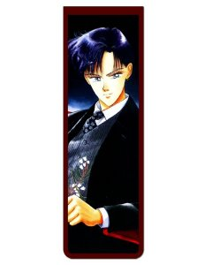Marcador De Página Magnético Tuxedo Mask - Sailor Moon - MAN475