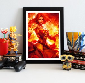 Quadro Decorativo Slayer - Dota 2 - QV390