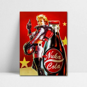 Poster A4 Fallout 4 - PT393