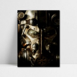 Poster A4 Fallout 4 - PT394