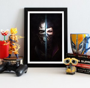 Quadro Decorativo Dishonored - QV400