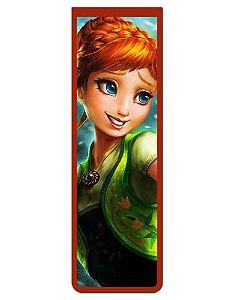 Marcador De Página Magnético Anna Frozen - Disney - MPD11