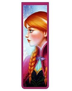 Marcador De Página Magnético Anna Frozen - Disney - MPD12