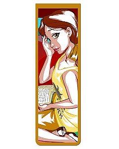Marcador De Página Magnético Bela - Disney - MPD78