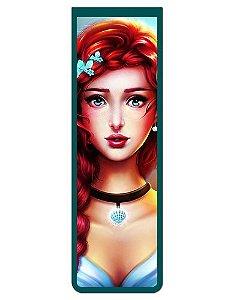 Marcador De Página Magnético Ariel - Disney - MPD113