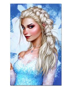 Ímã Decorativo Elsa Frozen - Disney - IPD09