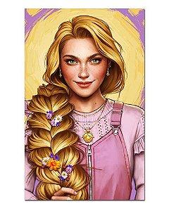 Ímã Decorativo Rapunzel - Disney - IPD20