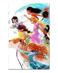 Ímã Decorativo Princesas Disney - Disney - IPD37