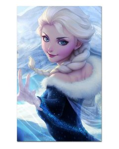 Ímã Decorativo Elsa Frozen - Disney - IPD40