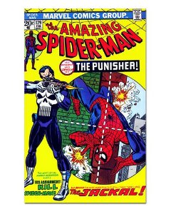 Ímã Decorativo Capa de Quadrinhos - Spider-Man - CQM07
