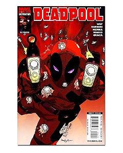Ímã Decorativo Capa de Quadrinhos - Deadpool - CQM34