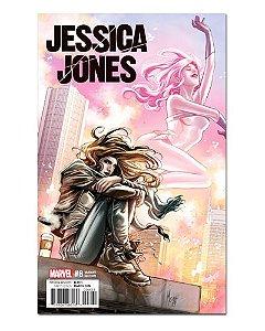 Ímã Decorativo Capa de Quadrinhos - Jessica Jones - CQM81