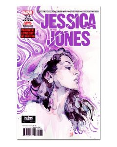 Ímã Decorativo Capa de Quadrinhos - Jessica Jones - CQM85