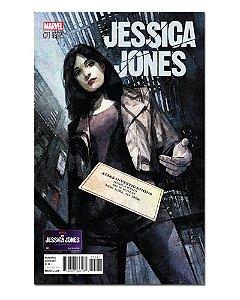 Ímã Decorativo Capa de Quadrinhos - Jessica Jones - CQM89