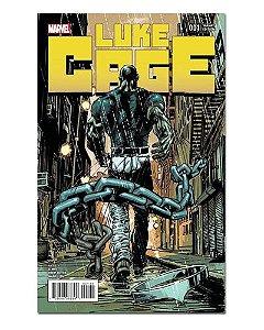 Ímã Decorativo Capa de Quadrinhos - Luke Cage - CQM110