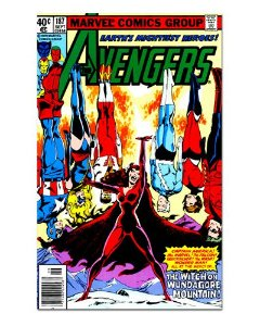 Ímã Decorativo Capa de Quadrinhos - Vingadores - CQM154