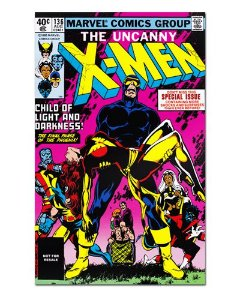 Ímã Decorativo Capa de Quadrinhos - X-Men - CQM175