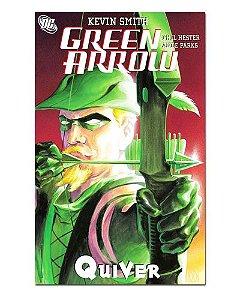 Ímã Decorativo Capa de Quadrinhos - Arqueiro Verde - CQD03