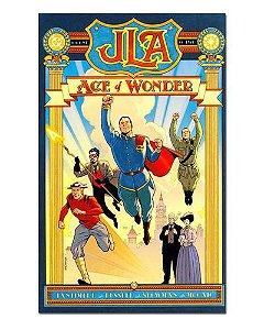 Ímã Decorativo Capa de Quadrinhos - DC Elseworlds - CQD24