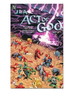 Ímã Decorativo Capa de Quadrinhos - DC Elseworlds - CQD25