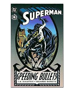 Ímã Decorativo Capa de Quadrinhos - DC Elseworlds - CQD27