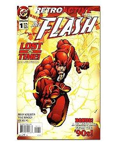 Ímã Decorativo Capa de Quadrinhos - The Flash - CQD40