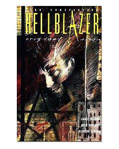 Ímã Decorativo Capa de Quadrinhos - Hellblazer - CQD59