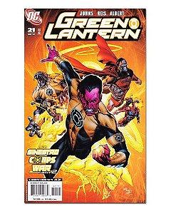 Ímã Decorativo Capa de Quadrinhos - Lanterna Verde - CQD69