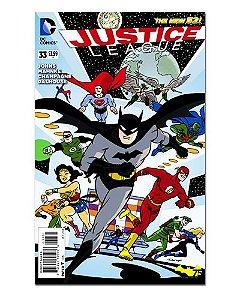 Ímã Decorativo Capa de Quadrinhos - Liga da Justiça - CQD76