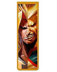 Marcador De Página Magnético All Might - My Hero Academia - MAN637