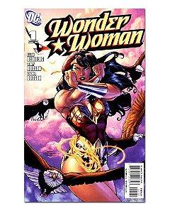 Ímã Decorativo Capa de Quadrinhos Mulher-Maravilha - CQD110