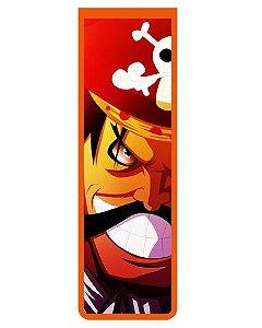Marcador De Página Magnético Gold Roger - One Piece - MAN552
