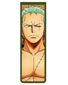 Marcador De Página Magnético Roronoa Zoro - One Piece - MAN561