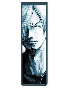 Marcador De Página Magnético Sanji - One Piece - MAN563