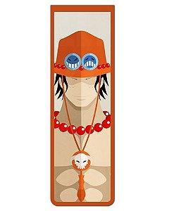 Marcador De Página Magnético Portgas - One Piece - MAN569