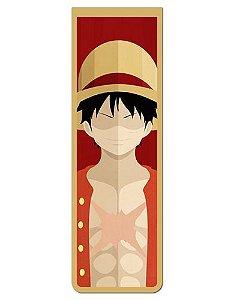 Marcador De Página Magnético Monkey D. Luffy - One Piece - MAN570