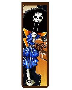 Marcador De Página Magnético Brook - One Piece - MAN606