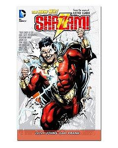 Ímã Decorativo Capa de Quadrinhos Shazam - CQD135