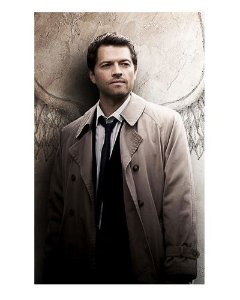 Ímã Decorativo Castiel - Supernatural - IMSP01