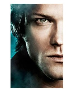 Ímã Decorativo Sam Winchester - Supernatural - IMSP06