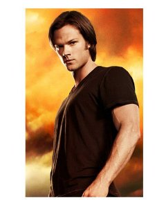 Ímã Decorativo Sam Winchester - Supernatural - IMSP18