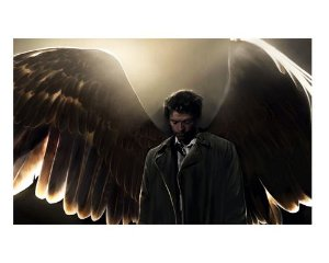 Ímã Decorativo Castiel - Supernatural - IMSP20